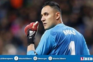 Keylor Navas y las exigencias que pide para dejar el Real Madrid [FOTOS]
