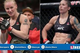 ¡Es una Bala! Valentina Shevchenko se dispara al Top 2 del UFC