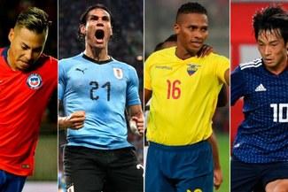 Copa América 2019 [EN VIVO] Grupo C: Uruguay, Chile, Japón y Uruguay [TABLA DE POSICIONES] Resultados Fecha 1