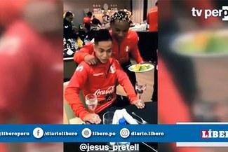 Selección Peruana: La terrible broma que le hicieron a Jesús Pretell en la concentración [VIDEO]