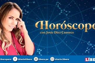 Horóscopo de Josie Diez Canseco HOY sábado 15 de junio 2019