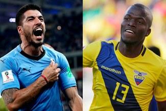 Uruguay vs Ecuador [EN VIVO] Transmisión América TV de partido de Grupo C de Copa América 2019 | La 'Celeste' está goleando 4-0