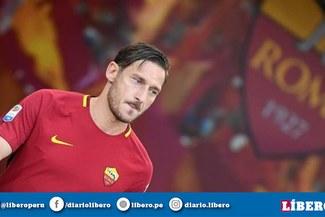 ¡Nada es para siempre! Francesco Totti deja la Roma, tras 30 años en el club