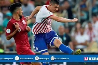 Paraguay empata 2-2 con Catar en su debut por la Copa América