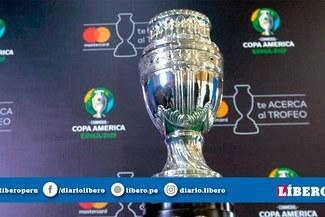 Los países que pertenecen a Sudamérica y no pueden jugar la Copa América