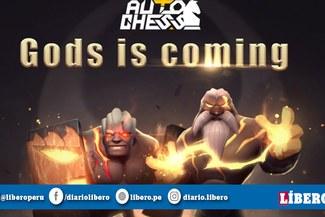 Auto Chess: Mars y Zeus llegarán muy pronto a la versión de celulares