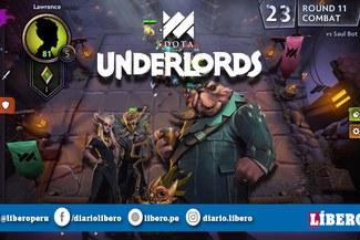 Dota Underlords: disponible beta abierta para celulares y PC
