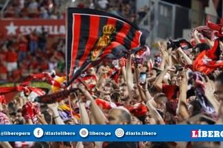 ¡Impresionante! Mallorca vuelva a Primera y los hinchas lo celebran invadiendo la cancha [VIDEO]