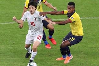 Ecuador empató 1-1 con Japón y quedaron eliminados de la Copa América 2019 [RESUMEN]