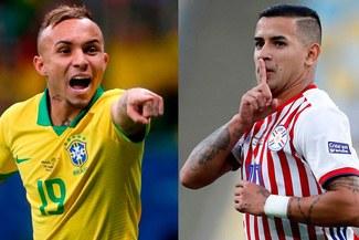 Brasil vs Paraguay: Fecha, hora y canal del primer partido de cuartos de final de Copa América 2019