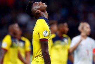 Ecuador y Japón igualaron a uno y quedaron eliminados de la Copa América [RESUMEN Y GOLES]