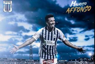 Mauricio Affonso: conoce el club al cual reforzará el exdelantero de Alianza Lima [FOTO]