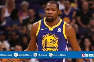 ¡Good bye, Warriors! Kevin Durant ya tiene nuevo equipo en la NBA