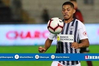 Alianza Lima no obtendría dinero por pase de Kevin Quevedo