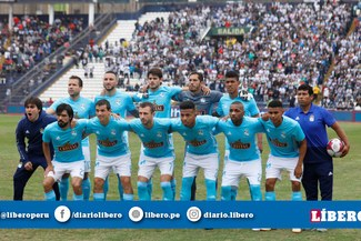 ¡Confirmado! Sporting Cristal será local en el estadio de Alianza Lima