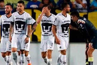 América cayó goleador por 3-0 ante Pumas en el Clásico Capitalino amistoso previo a la Liga MX [VIDEO GOLES]
