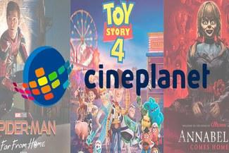 Cartelera Cineplanet de hoy: Conoce los horarios y próximos estrenos de películas en el cine