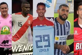 Fichajes 2019: revisa todos los refuerzos de los equipos para el Torneo Clausura 2019