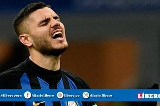 Mauro Icardi abandona la pretemporada con el Inter de Milán