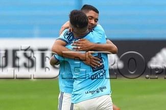Sporting Cristal: Cristian Palacios hace olvidar a Emanuel Herrera