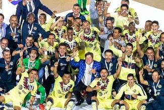 América ganó 6-5 a Tigres en penales y se alza con la Copa Campeón de Campeones