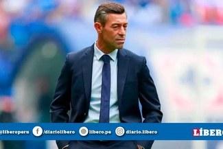 """Técnico de Cruz Azul sobre Yotún: """"Hace una semana jugó la final de la Copa América y hoy hizo un partidazo"""""""