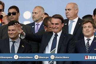 """Jair Bolsonaro respondió a las acusaciones de corrupción que hizo Messi en la Copa América: """"Es un show"""""""