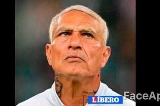 FaceApp: así sería la vejez de los jugadores de la selección peruana [FOTOS]