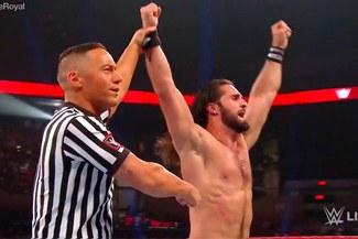 WWE RAW: Seth Rollins sorprende en la Batalla Royal y tendrá su revancha con Brock Lesnar [VIDEOS]