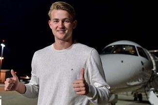 Matthijs de Ligt es confirmado como nuevo jugador de la Juventus de Italia [VIDEO]