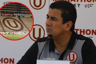 """Carlos Moreno: """"Lamentablemente en los últimos partidos el hincha no nos ha acompañado"""""""