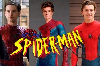 Spiderman: Un nuevo universo | Mira el alucinante tráiler con las voces de los tres Hombre Araña [VIDEO]
