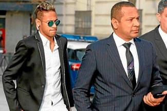¿Y Barcelona? Padre de Neymar se reúne con la Juventus