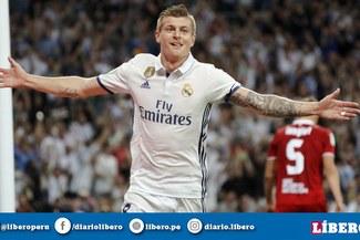 """Toni Kroos sobre la temporada del Real Madrid:""""Jugamos para luchar por todos los títulos, como siempre"""""""