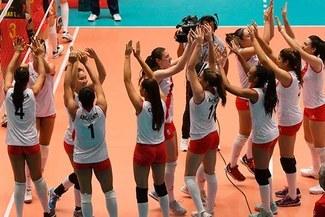 ¡Monumental! Perú ganó 3-0 a Cuba por el Mundial Sub-20 de Vóley