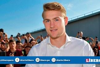 Matthijs de Ligt y sus razones para fichar por la Juventus