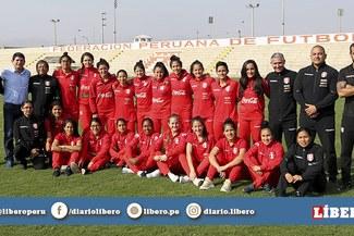 ¡Conoce el fixture de las chicas! FPF respaldó a la Selección Femenina para los Juegos Panamericanos Lima 2019