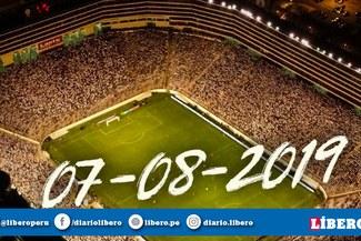 Universitario de Deportes: 'Cremas' jugarán partido amistoso internacional por su 95 aniversario
