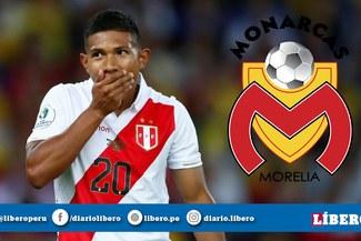 Morelia no quiere dejar ir a Edison Flores al Lokomotiv