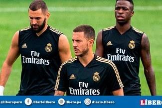 ¡De temer! El nuevo tridente del Real Madrid que hace temblar a Europa