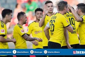 ¡La caída del campeón! Liverpool cayó 3-2 ante Dortmund [VIDEO]