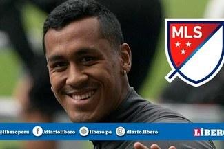 Renato Tapia recibió ofertas de equipos de la Major League Soccer para la próxima temporada