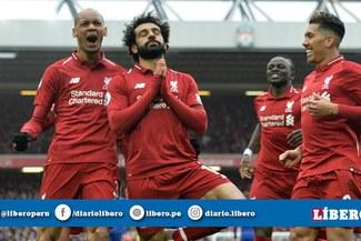 El Liverpool ata a Salah ante la arremetida de clubes top de Europa