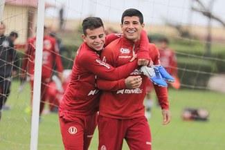 Henry Vaca y Armando Alfageme, la nueva sociedad en Universitario para ganar el Clausura