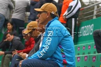 Lima 2019: Martín Vizcarra fue al Lawn Tennis para ver a los tenistas peruanos en acción