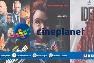Cartelera Cineplanet: Conoce los horarios y próximos estrenos de películas en el cine