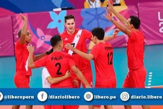 Perú cayó 3-0 con Cuba en vóley masculino por y quedó último en su grupo de Lima 2019