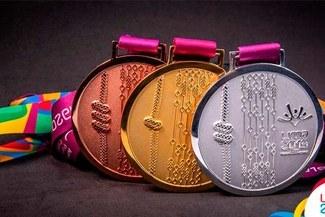 Calendario Pan Americano 2019 Peru.Ver Medallero Lima 2019 Actualizado Peru Tabla De Medallas