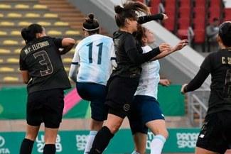 Argentina y Costa Rica igualaron sin goles por los Juegos Panamericanos 2019