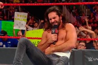 WWE RAW: Brock Lesnar volvió a destruir a Seth Rollins previo a SummerSlam [VIDEO]